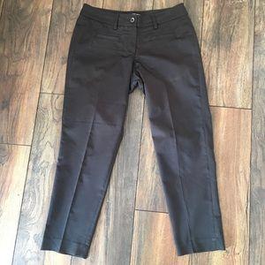 Cabi Crop dress pants size 4